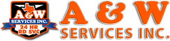 A & W Services Inc. - Mobile Truck & Trailer Repair Service Serving Dallas-Fort Worth Area -817-834-3333